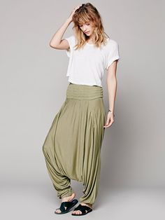 Free People Soleil Convertible Harems