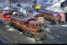 RailPictures.Net Photo: LV 212 Lehigh Valley Alco RS-3 at Sayre, Pennsylvania by Tom Trencansky