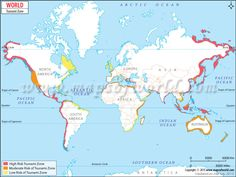 World map showing country names in their native language lite world map illustrates tsunami zones of the world categorized into three parts high risk tsunami zone moderate risk tsunami zone and low risk tsunami zone gumiabroncs Image collections