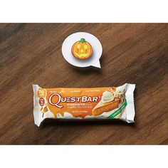 DOUBLE TAP if you're ready to #GetPumpkin!  #Repost from @questpumpkinpie.  Meet the new Pumpkin Pie Quest Bar! Pre-sale starts Right Now! This bar is only around for a limited time so CLICK the link in our profile page to get yours or go to: http://quest.to/pumpkinpieig.