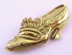 Lady Elizabeth's shoes