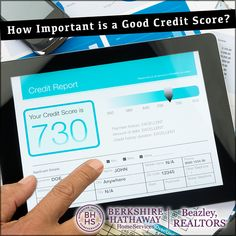 Just how important is a good credit score if you want to buy a new home? If you're in the market to buy a home, it is important to know what shape your credit score is in. Knowing this can give you an idea of whether you'll qualify for a loan as well as what kind of interest rate you'll pay. Whereas lenders look at your income, debt and savings when making mortgage decisions, your credit score is actually the biggest factor that will determine whether you get approved or rejected for…