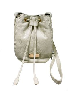 18 AND EAST Leather Bucket Bag  £90