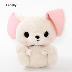 picture of Feneky the Fennec Fox Stripe Plushies (Big) 2