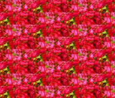 Explosion_of_Spring fabric by alyscea on Spoonflower - custom fabric