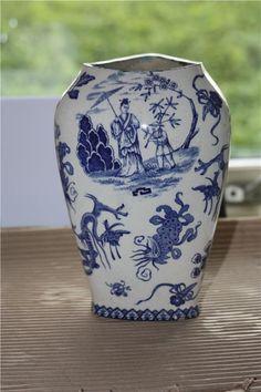 Rörstrand Shanghai. på Tradera.com - Övrig keramik och porslin från Shanghai, Vase, Home Decor, Blue, Decoration Home, Room Decor, Vases, Home Interior Design, Home Decoration