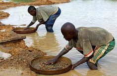 My people searching for mining