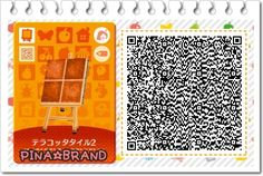 ACNL/ACHHD QR CODE-Wall, Floor, Path