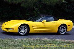 2003 Millennium Yellow Corvette - 3,900 units