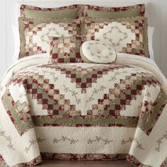 Home Expressions ™ Cassandra Bedspread & Accessories - JCPenney
