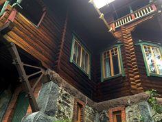 Emil Wikström's home, Visavuori. Located in Valkeakoski, Finland.