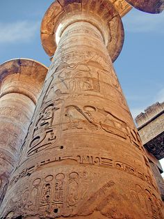 Karnak Temple, Luxor, Egypthttp ://historiatodas.blogspot.com.br/