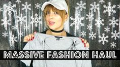 Massive Fashion Haul - My name is Ola and I am  a Brighton based fashionista. I love to spend my days shopping and spending time with my gorgeous dog Lenny. I make regular videos on fashion,styling,trends,beauty and lifestyle as well as daily vlogs. Don't forget to subscribe and enjoy! :)  If you're also a blogger, Youtuber or a company and you would like to collaborate you can contact me on the email provided below. I am looking forward to hearing from you!  Much love, Ola