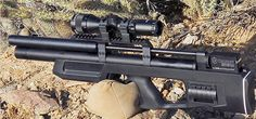 KalibrGun Bull Pup Cricket Standard Tactical .25: AirForce Airguns | Crosman Air Rifles | Benjamin Air guns | Beeman | Pellet Guns