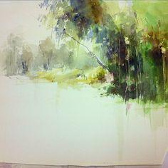 Fabio Cembranelli #watercolor jd