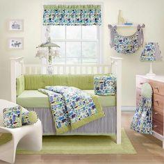 Joshua Baby Crib Bedding by Bananafish