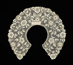 Youghal lace...Ireland, circa 1900