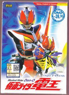 GEEK B-ROLL - Tokusatsu Review: Kamen Rider Den O (TV 1 - 49...