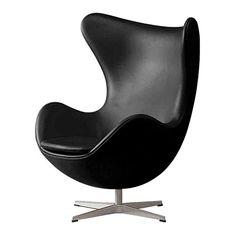 Egg chair - Arne Jacobsen, 1958 - Fritz Hansen