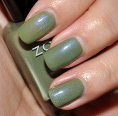Zoya Gemma - LOVE but...LONG dry time