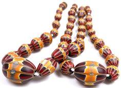 Harold Williams Cooney -- glass -- Massachusetts Trade Beads