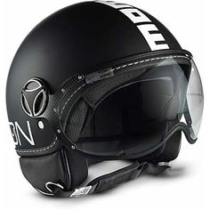 Momo Fighter motorcycle helmet