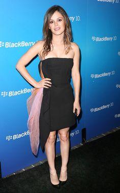 Rachel Bilson's Boring LBD Is a Magic Trick in Disguise! via E! Fashion Police