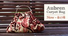 YEP, THIS IS MINE TOO.  you can purchase my handbags at www.aninak.com