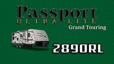 2017 Keystone Passport Grand Touring 2890RL Travel Trailer Lakeshore RV Find out more at https://lakeshore-rv.com/keystone-rv/passport-grand-touring/2017-passport-grand-touring-2890rl-floor-plan/?pr=true call 231.788.2040 or stop in and see one today!  Lakeshore RV  Passport Grand Touring 2890RL Start accomplishing the items on your bucket list with the Passport Grand Touring 2890RL!   This lightweight travel trailer is easy to tow but still has enough sleeping space for 6 people!  The front…