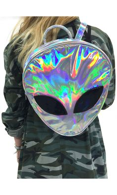Photo of Alien Backpack