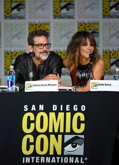 """Halle Berry Photos: Comic-Con International 2015 - 'Extant,' """"Limitless,' 'Scorpion,' 'Under The Dome' and 'Zoo'"""