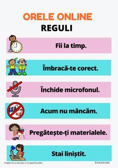 Romanian Language, School Counseling, After School, Activities For Kids, Parenting, Mindfulness, Education, Learning, Routine