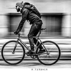 Urban Cycling, Urban Bike, Photo Velo, Bici Fixed, Bike Messenger, Fixed Gear Bike, Bicycle Maintenance, Commuter Bike, Cool Bike Accessories