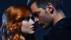 Shadowhunters 3: Problemi in arrivo nel nuovo video promo su Jace e Clary #shadowhunter #shadowhunters 3 #clary #jace