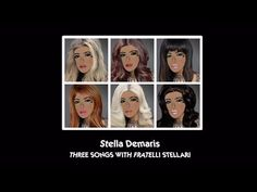 "Listen for free to the three songs recorded by Stella Demaris with Fratelli Stellari's band: ""Vecchia come te"", ""Machu Big"" and ""Proxima Centauri"".  Spotify: https://open.spotify.com/artist/31EHTwOPK629auY62CPplu - Deezer:  http://www.deezer.com/artist/10029622 - Fratelli Stellari's website:  http://www.messaggidallestelle.altervista.org"