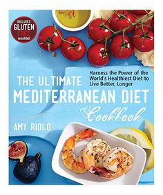 Look what I found on #zulily! The Ultimate Mediterranean Diet Cookbook Paperback by Fair Winds Press #zulilyfinds