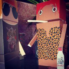Paper Dudes - Party House