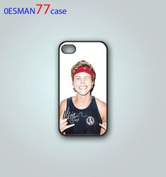 Asthon Irwin Cool  Print on hard cover for iPhone by oesman77case, $13.99