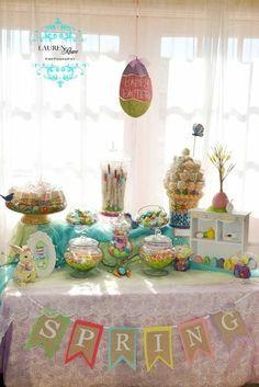 華麗歐風的復活節派對