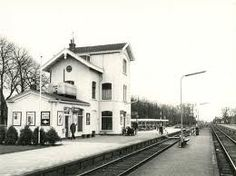 station zuidhorn - oud