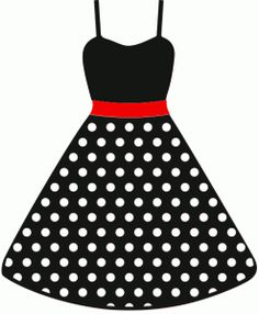 1956 dress------------------------------I think I'm in love with this shape from the Silhouette Online Store!