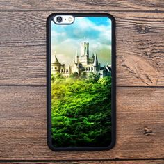 The dream castle in the forest Case For IPhone