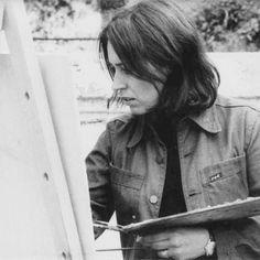Isabel Quintanilla. Nació en Madrid en 1938. Su talento era tan evidente que uno de sus primeros profesores, al ver un dibujo suyo a tiza de la Sagrada Familia, instó a su madre a que llevara a la niña a clases de pintura. Un día hice novillos y descubrí el Contemporary Artists, Madrid, Portrait, Photography, Painters, Google, Spanish, Search, Painting & Drawing