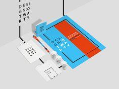 Wroclove Design Festival 2014 Visual Identity