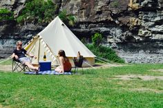 Bell Tent - Twilight Glamping