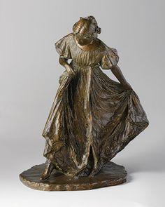 Bessie Potter Vonnoh: Girl Dancing (06.305) | Heilbrunn Timeline of Art History | The Metropolitan Museum of Art