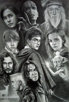 HARRY POTTER Freehand Drawing Pencil on Paper. My tribute to Harry Potter. One of the most successful movie series of all time. A witchy Journey to the darkness of a magical world. This movie/book . Harry Potter Fan Art, Harry Potter Sketch, Images Harry Potter, Mundo Harry Potter, Harry Potter Drawings, Harry Potter Tumblr, Harry Potter Facts, Harry Potter Quotes, Harry Potter Fandom