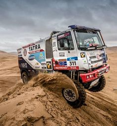 Rally Raid, Dump Trucks, Road Racing, Monster Trucks, Dune, Nascar, Vehicles, Toyota, Women's Fashion