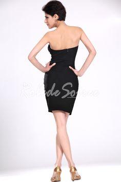 Nouvelle robe noire bustier Parti Equipée [ROBECOCKTAIL0076] - €126.73 : Robe de Soirée Pas Cher,Robe de Cocktail Pas Cher,Robe de Mariage,Robe de Soirée Cocktail.