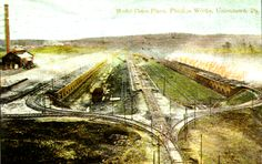 Phillips Mine & Coke Works, Phillips, Fayette Co., PA from Ray Washlaski, files